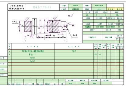 工艺模板,规范了设计图纸的图框,标题栏,明细栏样式,需要填写的数据和